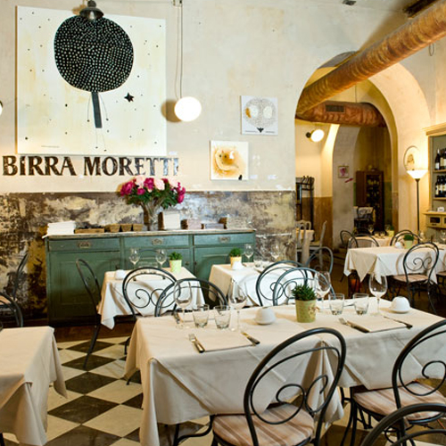 Selected Restaurants in Rome